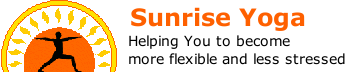Sunrise Yoga Logo